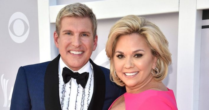 Todd and Julie Chrisley are in custody after indictment on tax evasion and fraud, official says