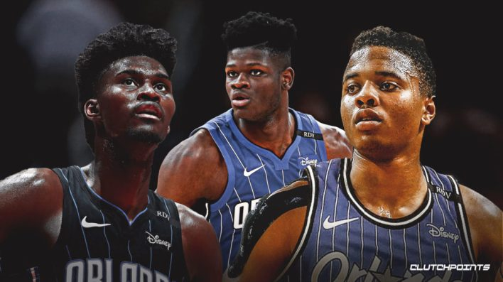 MAGIC EXERCISE TEAM OPTIONS ON MO BAMBA, MARKELLE FULTZ AND JONATHAN ISAAC