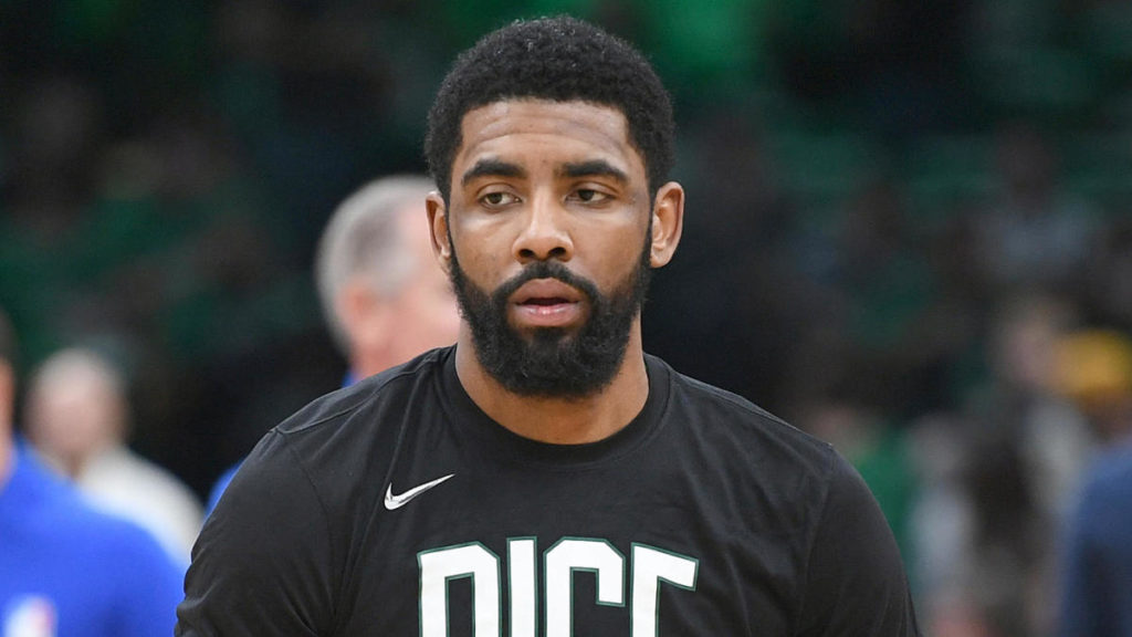 Kyrie Irving says death of grandfather sucked joy out of game for him, led to Boston issues