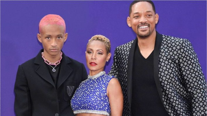 Will Smith and Jada Pinkett Smith staged an intervention with son Jaden