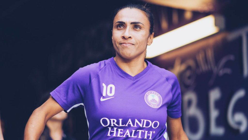 Marta Agrees to New Deal with Pride