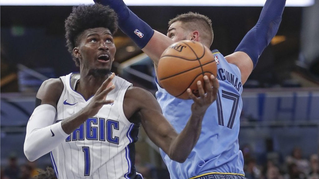 Magic blow out Grizzlies 118-86, ending 4-game losing stretch