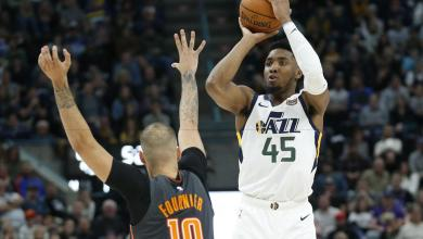 Photo of The Utah Jazz Spoil Orlando's Night Behind Mitchell and Bogdanovic's Combined 60 Points