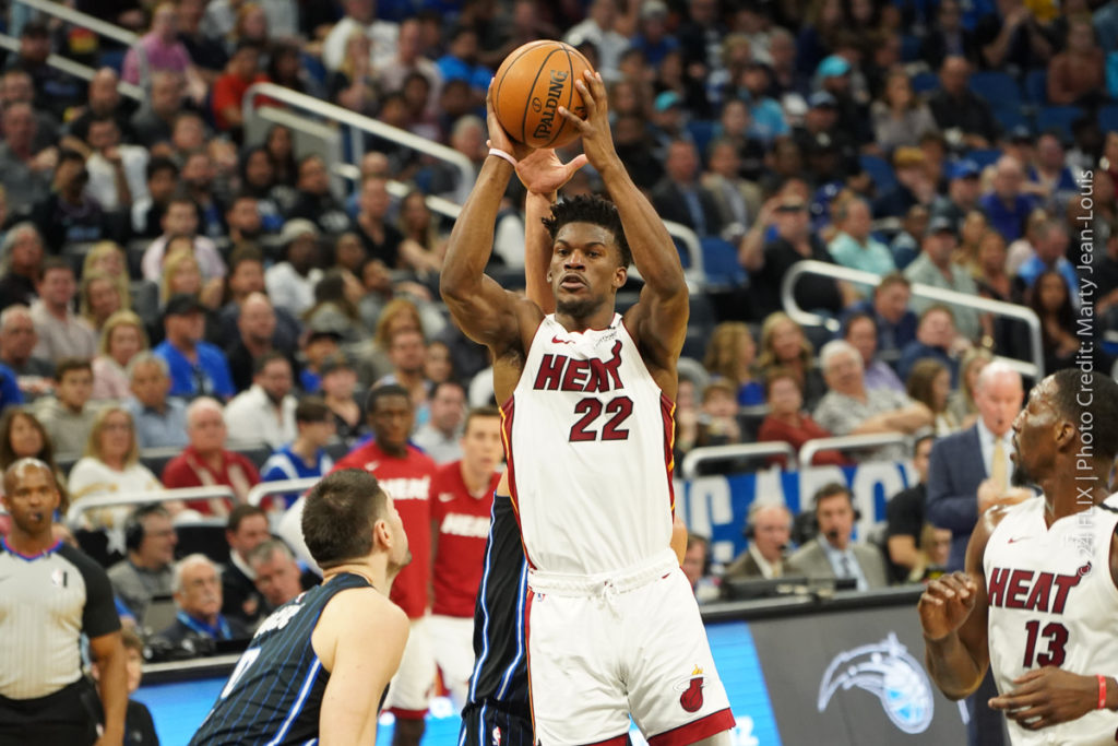 The Magic Stun the Miami Heat 105-85