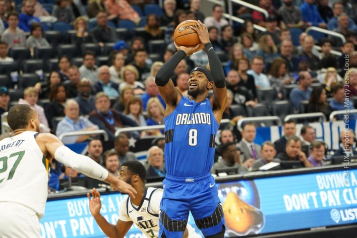 The Magic Run Out of Gas Against the Jazz: 109-96