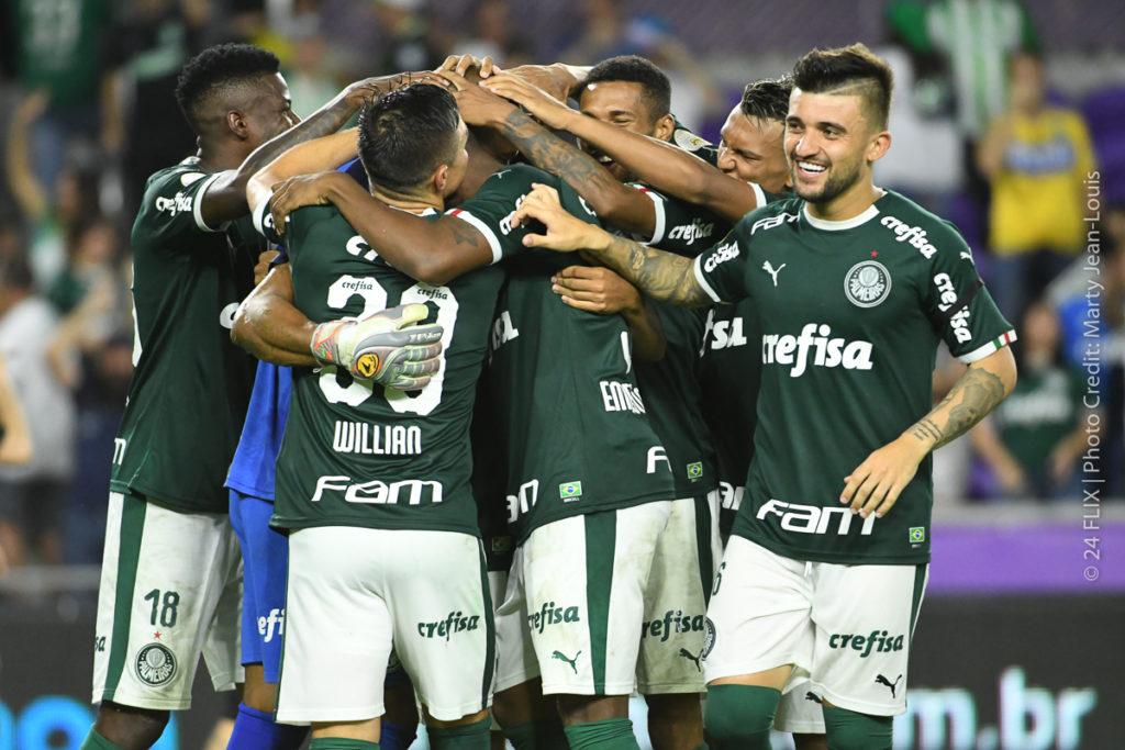Palmeiras Emerges as 2020 Florida Cup Champion