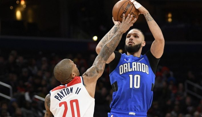 The Magic Crush the Wizards 122-101