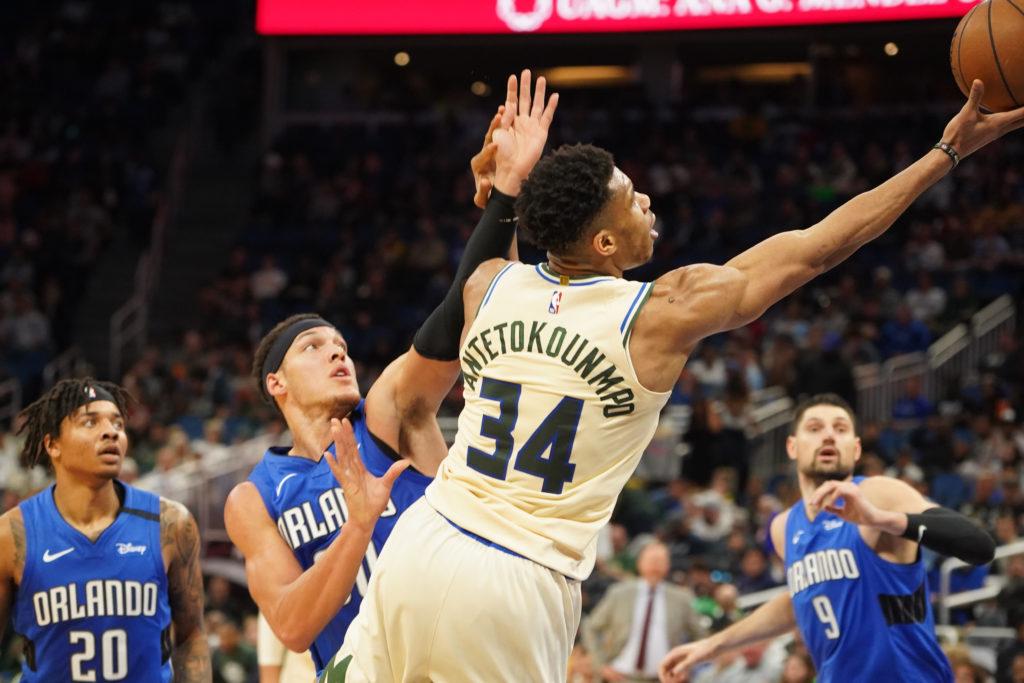 Milwaukee handles its business in Orlando 112-95