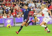 Photo of USWNT Defeats England 2-0 in opening match of SheBelieves Cup