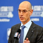 Commissioner Adam Silver does not expect to make any decisions on NBA season until at least May