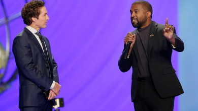 Photo of KANYE WEST PULLS OUT OF SUNDAY SERVICE WITH JOEL OSTEEN AFTER HEALTH CONCERNS