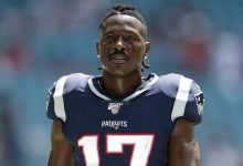Photo of ANTONIO BROWN SUSPENDED FOR FIRST 8 REGULAR-SEASON GAMES OF 2020 SEASON FOR VIOLATIONS OF NFL'S PERSONAL CONDUCT POLICY