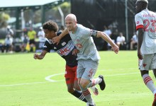 Photo of New England and Toronto Advance to Knockouts With Draw at MLS is Back Tourney