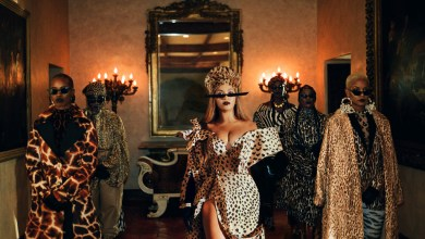 Photo of Beyonce's Visual Album Debuts on Disney+