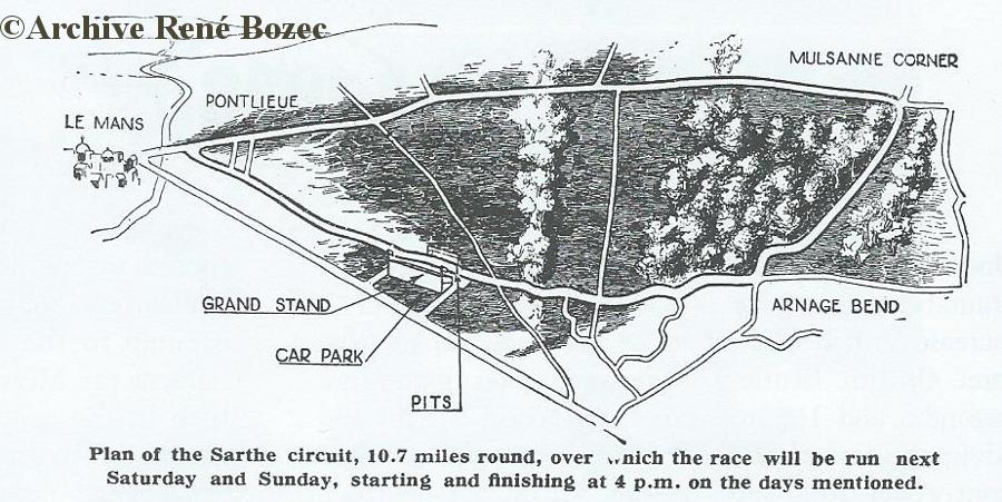 Histoire des 24 heures du Mans