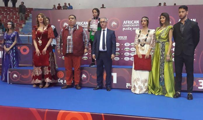Championnats d'Afrique de lutte: les Algériens sacrés par équipes