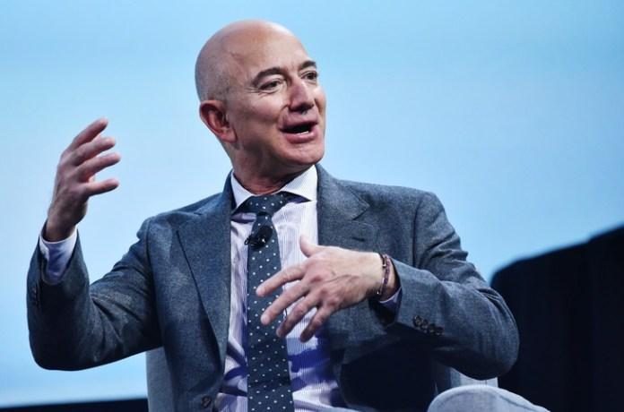 Jeff Bezos crée un fonds