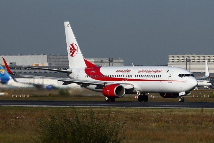 Air Algérie: Reprise des vols domestiques le 06 décembre prochain
