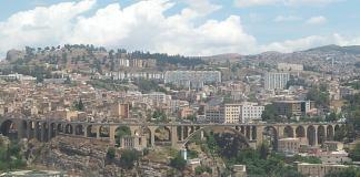 Le Pont de Sidi-Rached, une vieille histoire constantinoise