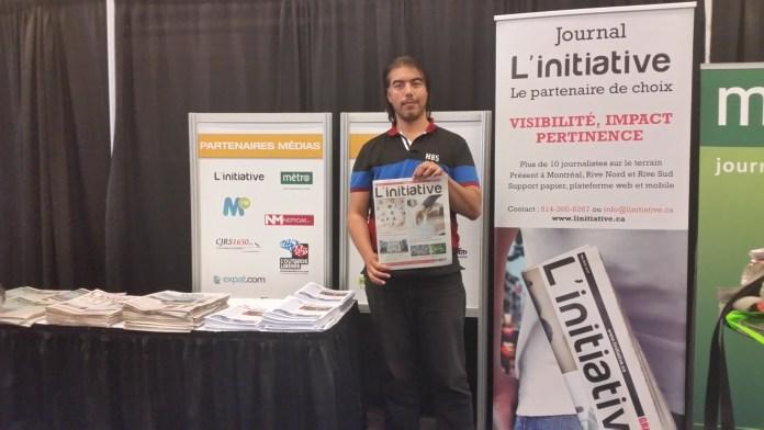 Réda Benkoula, directeur de publication et auteur : Des rêves au pluriel dans un Québec permissif !