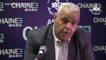"""Madjid Messaoudene, administrateur du GIE Monétique: """"Nous sommes convaincus que le paiement mobile va généraliser le paiement électronique"""""""