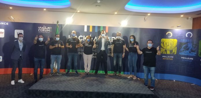 Equipe du concours Hack Algeria
