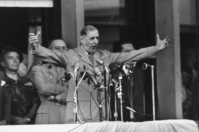 De Gaulle, le 3 juillet 1962:
