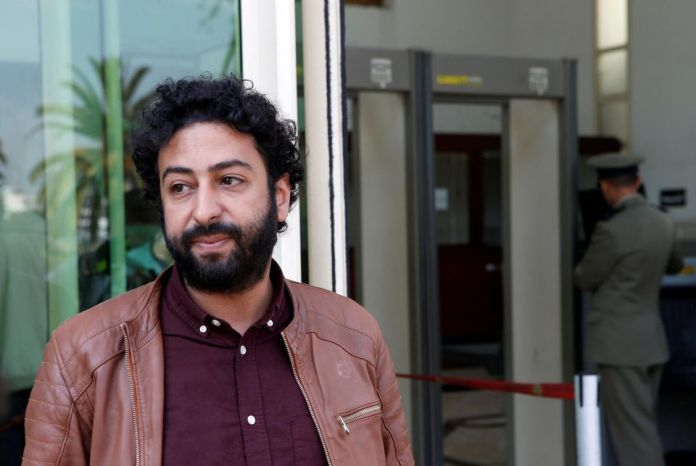 Le journaliste marocain Pmar Radi