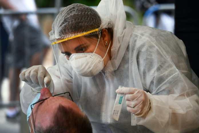 Covid-19: 242 nouveaux cas, 167 guérisons et 8 décès