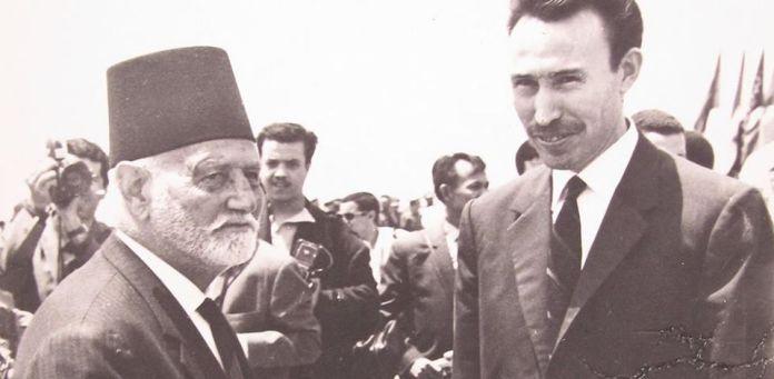 Cela s'est s'est passé en juillet 1962: l'émir Saïd El-Djezaïri