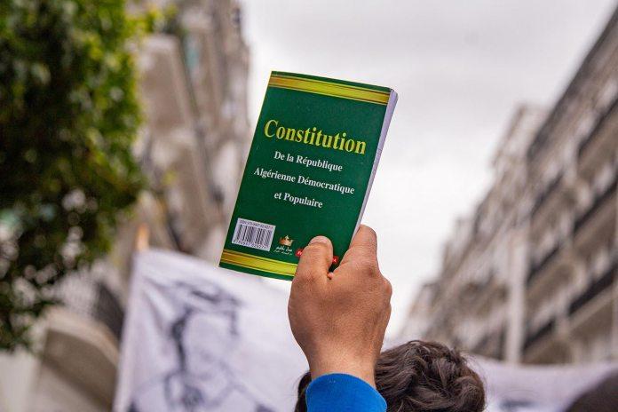 Début aujourd'hui de la campagne pour le référendum sur la Constitution