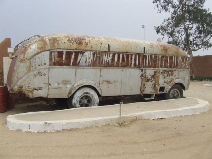 L'incroyable histoire du Bus de Dassine de Tamanrasset !