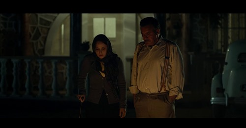 Scene du film Héliopolis de Djaffer Gacem