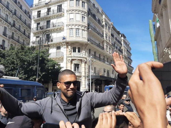 Le journaliste Khaled Drareni condamné à 3 ans de prison ferme