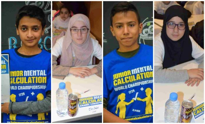 Internet: des participants algériens au championnat mondial de calcul mental disqualifiés