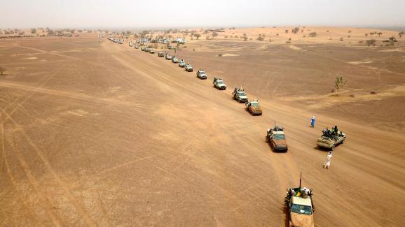 Relâché au Mali, un terroriste algérien arrêté à Tlemcen