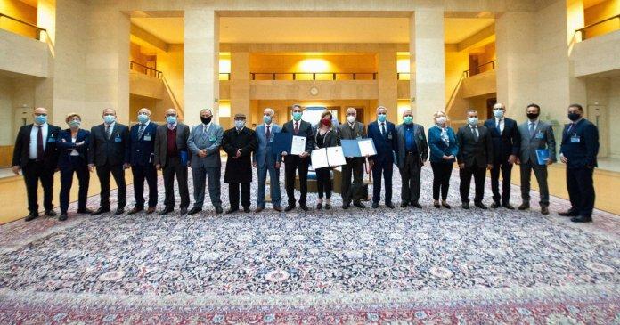 L'Algérie salue la signature à Genève d'un accord de cessez-le-feu en Libye