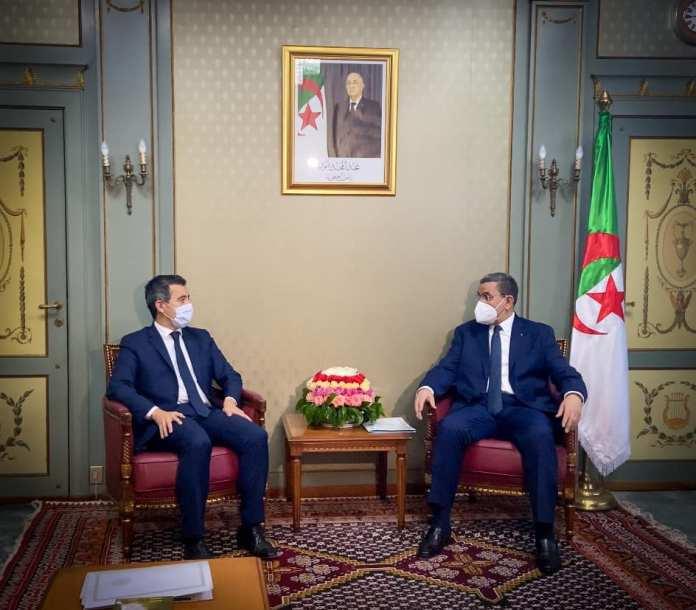 A Alger, Gérald Darmanin salue la qualité de la coopération sécuritaire