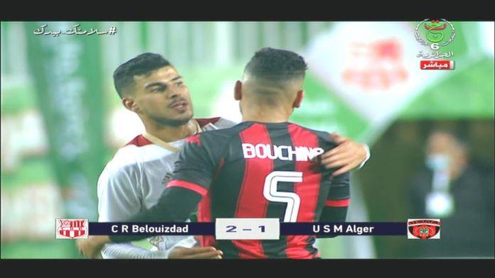 La Supercoupe d'Algérie pour le CR Belouizdad