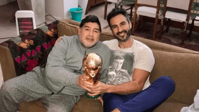 Le médecin de Diego Maradona inculpé pour