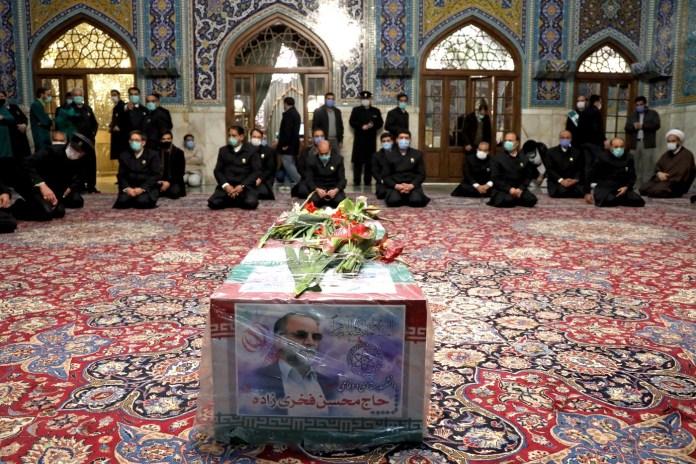 Scientifique assassiné: l'Iran réfléchit à sa riposte
