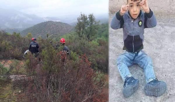 Tizi Ouzou: l'enfant Yanis Hassani, disparu depuis mardi, retrouvé mort