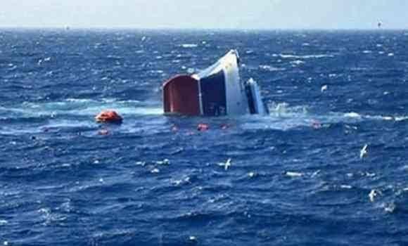 Naufrage du chalutier: poursuites des recherches des marins disparus