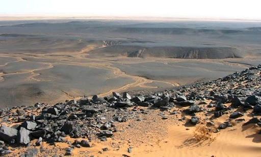 Mine Gara Djebilet à Tindouf
