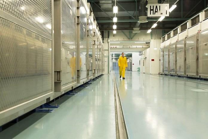 L'Iran a enclenché le processus pour enrichir de l'uranium à 20%