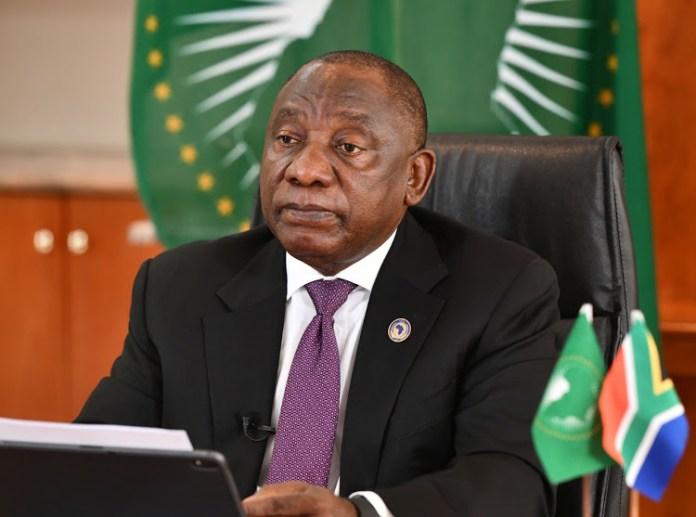Covid-19: le président sud africain dénonce