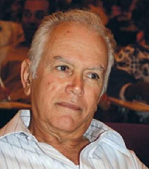 Le défunt journaliste et écrivain Merzak Bagtache