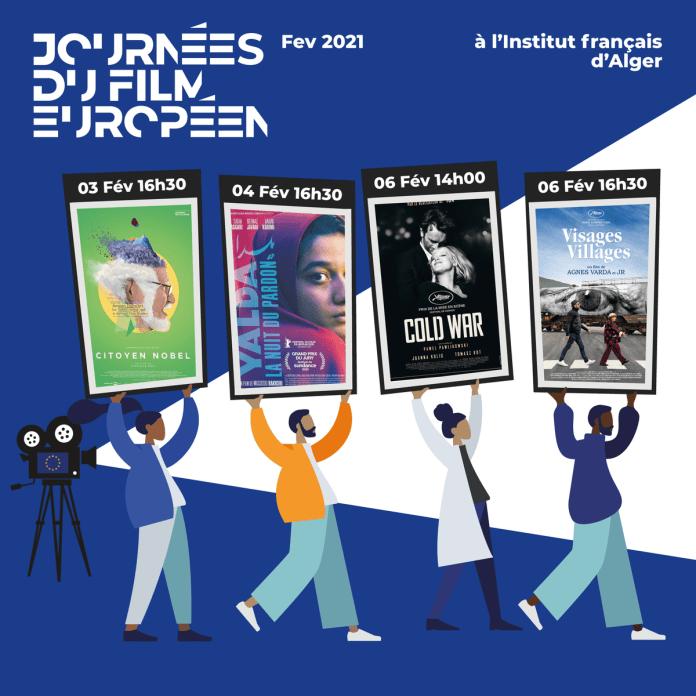 Cinéma: Les Journées du film européen sont de retour à Alger