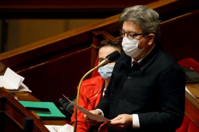 En France, Jean Luc Mélenchon dénonce la haine des musulmans