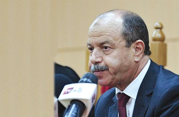 Belkacem Zeghmati:
